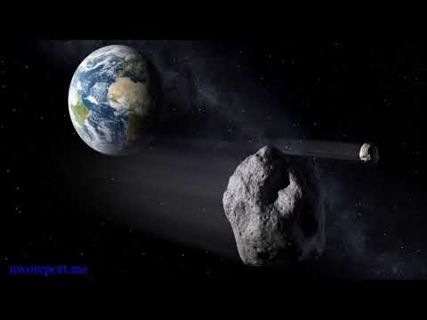 3 MILE wide asteroid Florence is set to graze past Earth on Sept 1, 2017: TC4 2012 even closer
