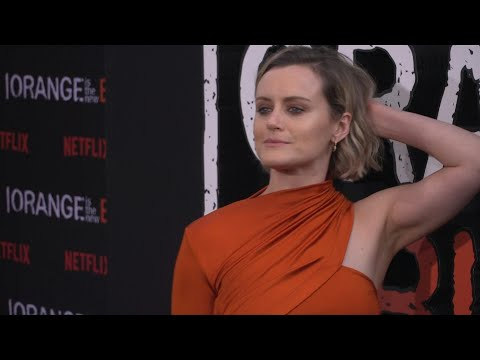 Stars Of 'Orange Is The New Black' Hit The Red Carpet | AFP