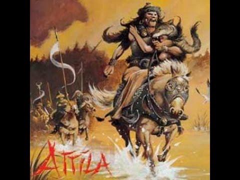 Hun İmparatoru Attila (Attila The Hun)