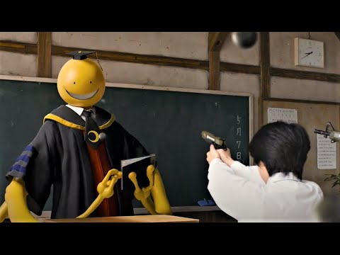 In This Class, Students Trained To Be Assassins To Kill Their Teacher