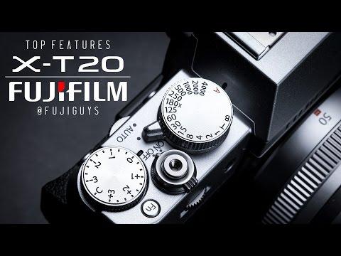 Fuji Guys - FUJIFILM X-T20 - Top Features