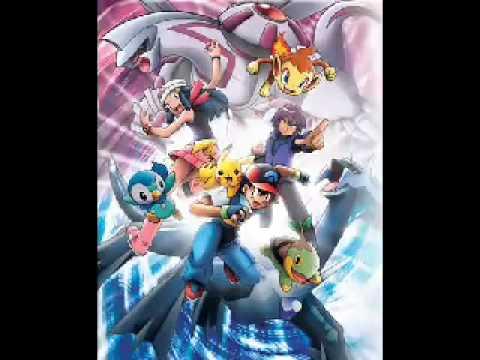Pokemon DP Galactic Battles Opening Theme Song Full HQ