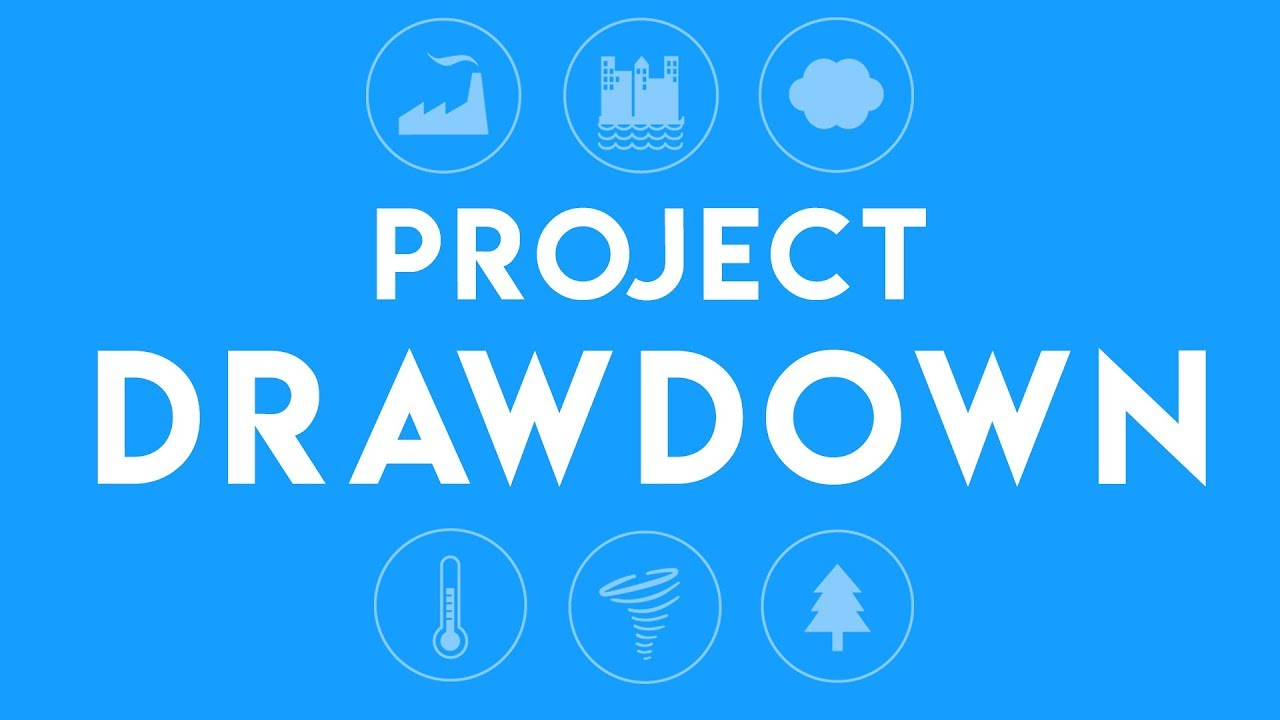 Image result for project drawdown logo