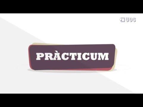 Guia per a la sol·licitud del Pràcticum
