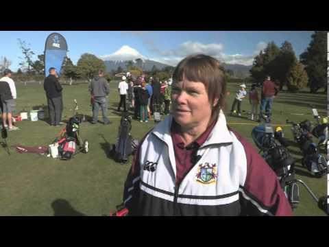 Inglewood Junior Golf Clinic