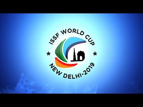 2019 ISSF World Cup Stage 1 in New Delhi (IND) - 10m Air Rifle Women Final