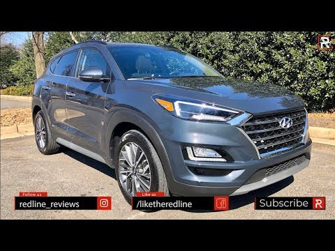 2019 Hyundai Tucson – The Forgotten Option
