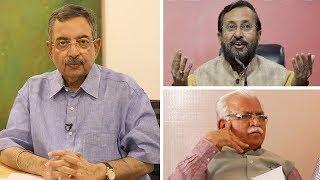 Jan Gan Man Ki Baat, Episode 308: Prakash Javadekar and Lawlessness in Haryana