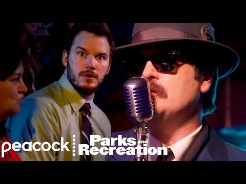 Andy Tells Ron His Secrets - Parks and Recreation