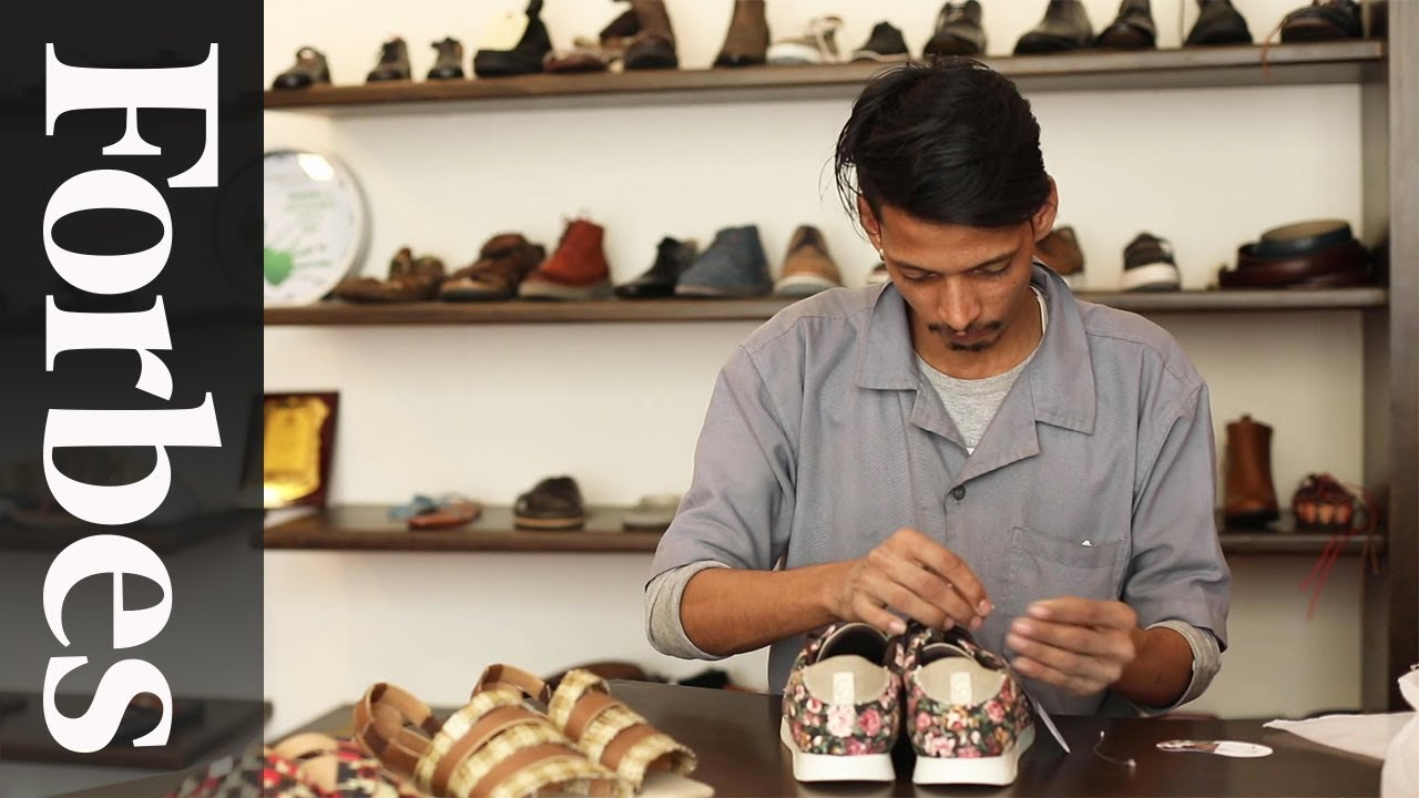 Footwear For The Needy: India's Greensole Turns Old To New | Forbes