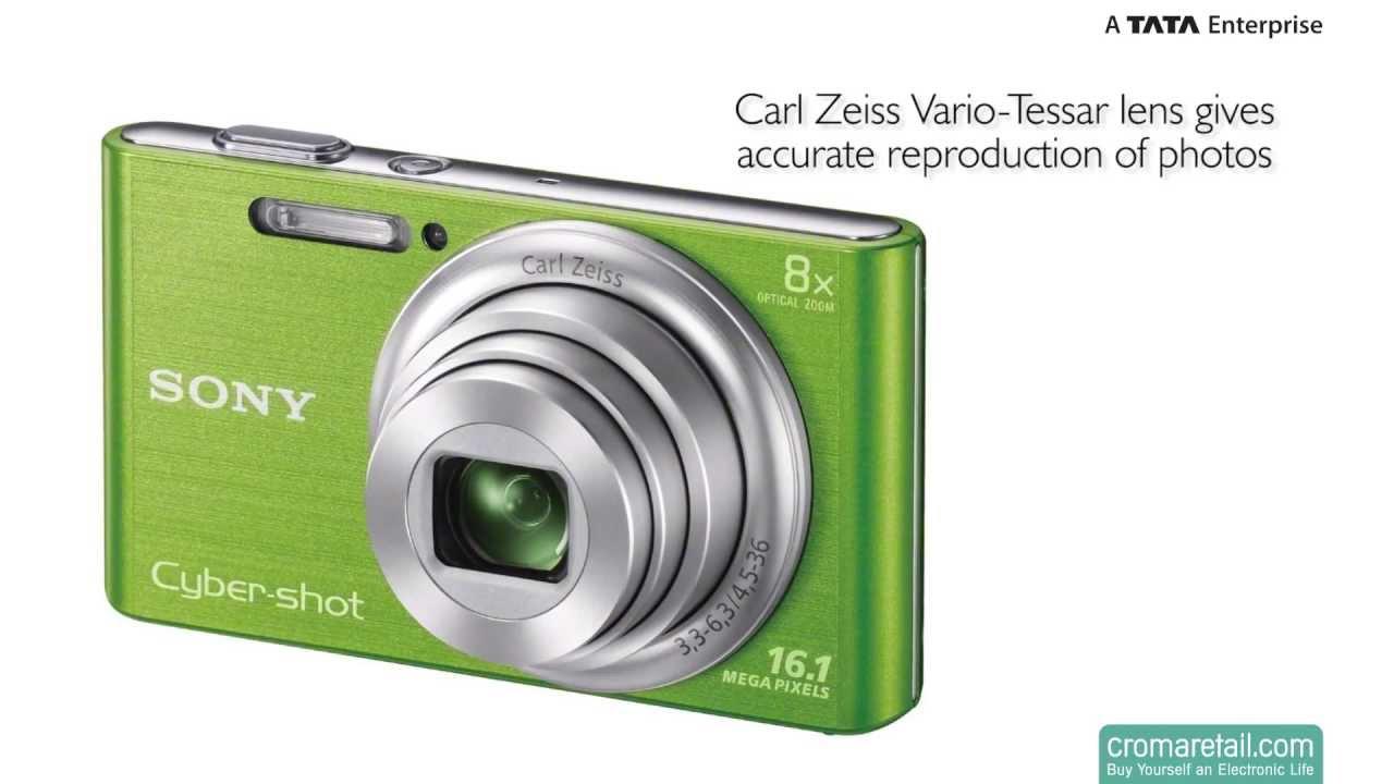 Sony Cyber Shot DSC W730 161 MP Digital Camera