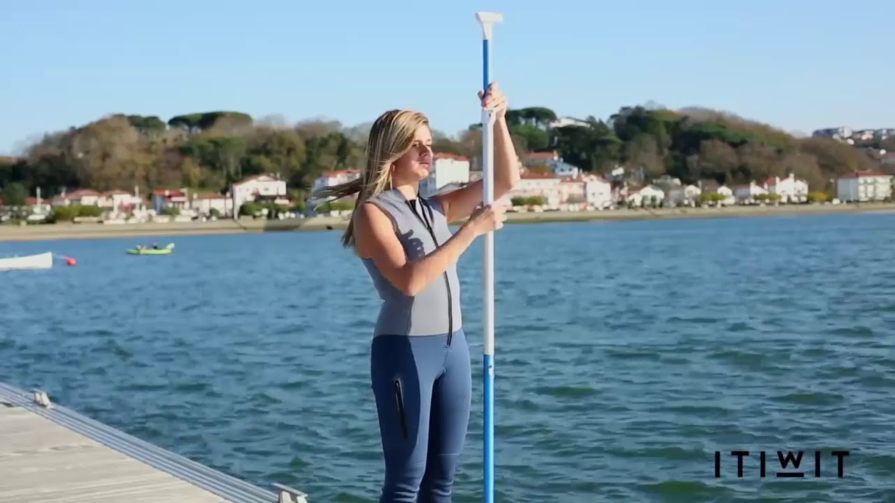 1f9bff4cd Prancha de Stand Up Paddle Inflável Allround 10´7 Itiwit - Exclusividade  Decathlon