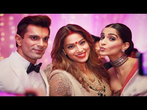Bipasha Basu & Karan Singh Grover's Wedding  RECEPTION | FULL UNCUT VIDEO