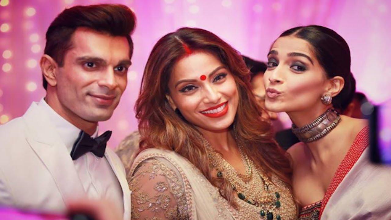 Bipasha Hot Video bipasha basu & karan singh grover's wedding reception | full uncut video
