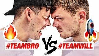 CrispyRob VS SimonWill | 10 unangenehme Fragen!