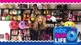 KIDZ BOP Life: Vlog # 8 - Indigo's Room Tour