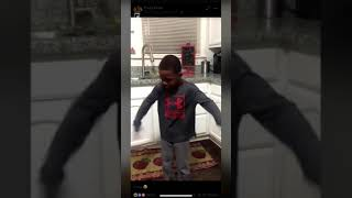 ANGRY MOM MAKES KID DANCE AS PUNISHMENT (FORTNITE DANCING) 😂😂
