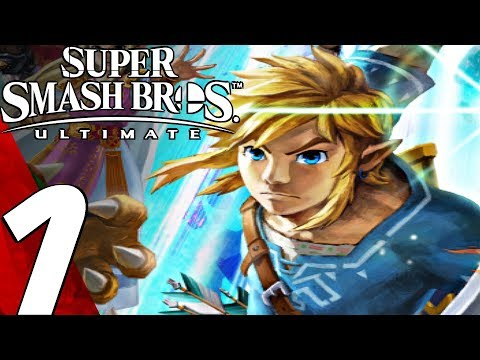 Super Smash Bros Ultimate Gameplay Walkthrough Part 1 Story Mode