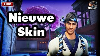 BOUGHT SUSHI MASTER SKIN!! Exclusive Fun! Fortnite EN Streampie