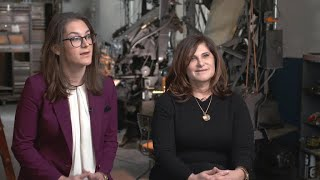 The women behind Pentagon Papers drama