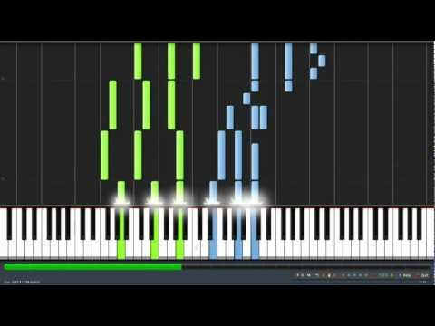 Ice Age 2 - Mammoths Piano Synthesia (Andrew Osano)