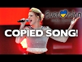 Eurovision 2017 Germany Levina Perfect Life Copy of The Song Titanium David Guetta Plagiarism