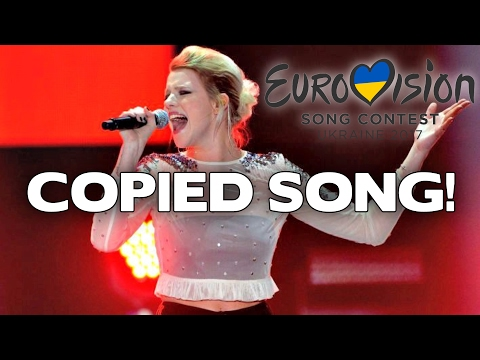 Eurovision 2017 (Germany) Levina - Perfect Life - Copy of The Song: Titanium David Guetta Plagiarism
