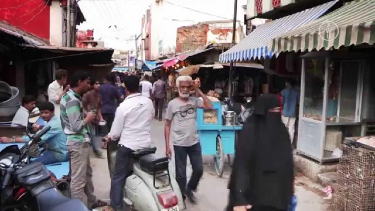 FWU - Indien - Büro für die Welt - Trailer - YouTube