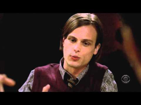 """Spencer Reid: Palillos Chinos """"Son como lapices finitos"""" 1x17"""