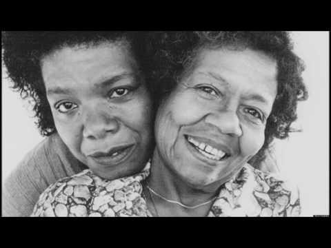 Supa Doc Maya Angelou by Allanah Khristan