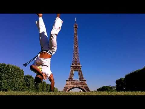 Capoeira Fight or Dance 2014 ► Sports Brazil