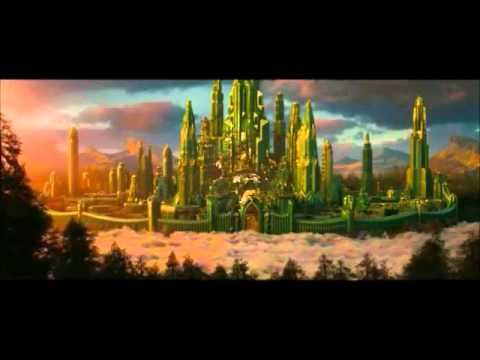 Oz The Great And Powerful + Wicked-Wonderful