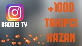 İNSTAGRAM 1 SAATTE 1000 TAKİPÇİ HİLESİ