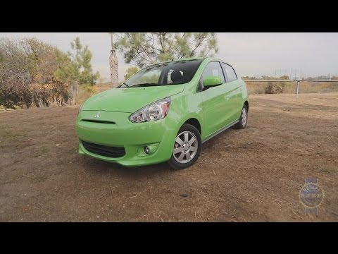 2015 Mitsubishi Mirage - Review and Road Test