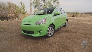 2015 Mitsubishi Mirage - Review & Road Test