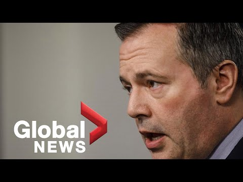 Coronavirus: Jason Kenney announces Alberta set to run out of COVID-19 vaccine supply | FULL