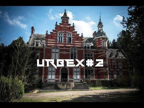 [FR] URBEX#2 - Le château rouge, le Château Bambi !!