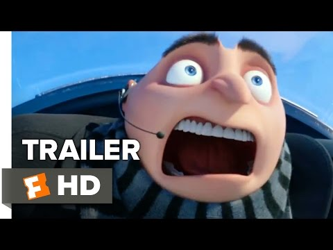 Despicable Me 3 Movie Hd Trailer