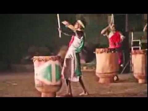 Travel Video: African Culture Dance: An African Culture dance while traveling in Uganda East Africa