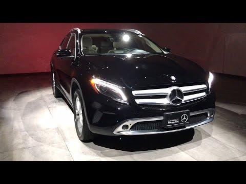 2015 Mercedes-Benz GLA-Class Walk-Around Rockville Centre, Nassau, Long Island, New York, Queens, NY - Durée: 1:07.
