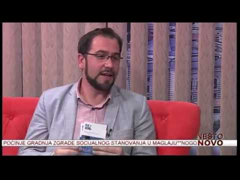 "Rebus Project In The TV Show ""Nešto Novo"""