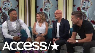 Rashad Jennings Reveals If He'd Ever Be On 'The Bachelor' Or 'The Bachelorette' | Access