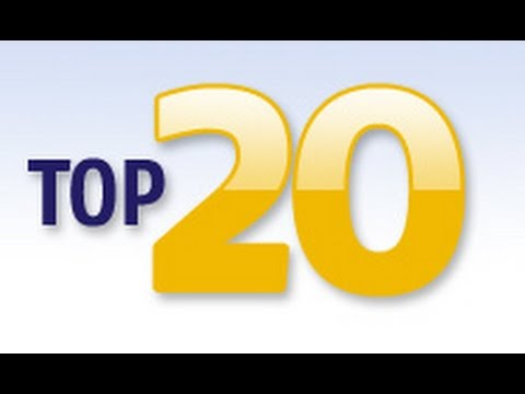 (HD) Top 20 2014 Fall Scents : 5-1 (HD)
