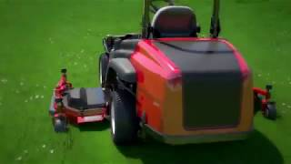 Toro GroundsMaster 360 Quad Steer with 100 inch deck
