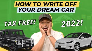 How to Write Off Your Dream Car Tax Free in 2021