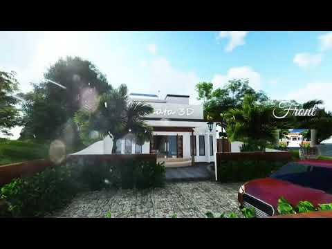 3d private villa