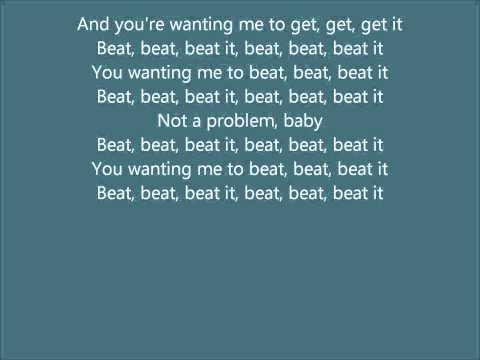 Beat it - Chris brown  feat wiz khalifa and Sean kingston