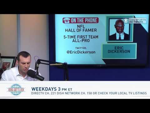Gottlieb: Eric Dickerson talks Rams firing Jeff Fisher