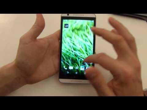 Test nouveau HTC DESIRE 820 en français