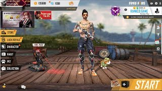 🔴RANKED MATCH   Garena Free Fire Live  INDIA